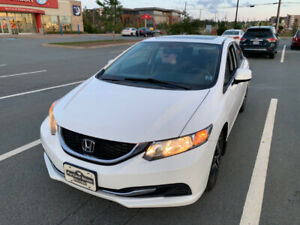 2013 Honda Civic Sedan EX Well maintained, Extremely Low Mileage