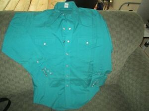 Vintage Western/Square Dance shirt - men's