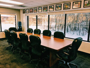 KANATA AND OTTAWA BOARDROOM OR MEETING SPACE AVAILABLE FOR RENT