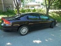 2004 Chrysler Intrepid Berline 6 cyl. 2.7l  automatique MAGS