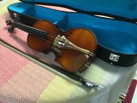 Violin 1/4 size, Chinese construction #K11