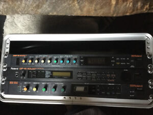 Vintage guitar effects roland boss Keeley tc electronics strymon