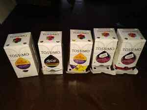 Tassimo coffee brewer with t-discs Kitchener / Waterloo Kitchener Area image 2