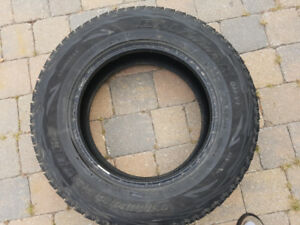 Winter tires - Bridgestone Blizzak 215 70 16 $75