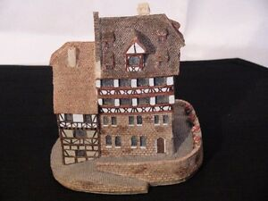 """Lilliput Lane """"Die Deutsche Sammlung"""" Figurine London Ontario image 2"""