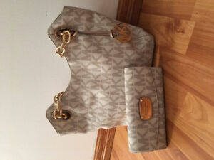 Coach and MK purses and wallets