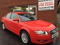 AUDI A4 1.8T 2006MY SE WITH SERVICE HISTORY PETROL