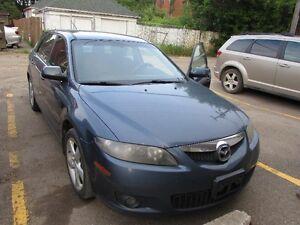 2006 Mazda Mazda6 Sport Wagon
