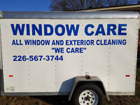 All Window and Exterior Cleaning