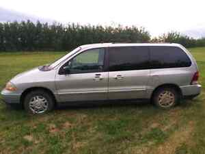 2002 Ford Windstar Sport for parts