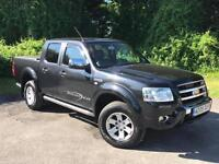 2009 Ford Ranger 2.5 TDCi XLT Thunder Double Cab Crewcab Pickup 4x4 4dr PIC(...)