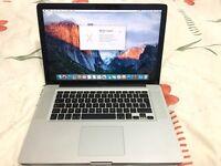 Apple MacBook Pro 15inch , 4GB ram , 500Gb