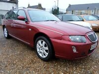 Rover 75 1.8 CONNOISSEUR TOURER (red) 2005