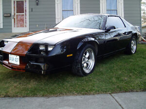 1983 T Top Z28 Camaro Kitchener / Waterloo Kitchener Area image 3