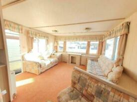 Static caravan Cosalt Devon 37x12 3bed DG/CH. free UK delivery