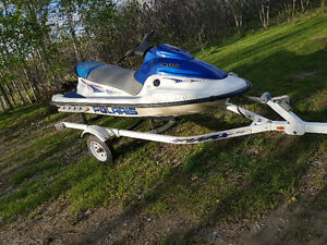 2002 Polaris Freedom jet ski