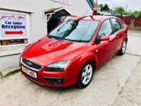 Ford Focus 1.6 2006.5MY Zetec Climate £1395