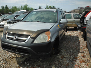 2003 CR-V. JUST IN FOR PARTS AT PIC N SAVE! WELLAND