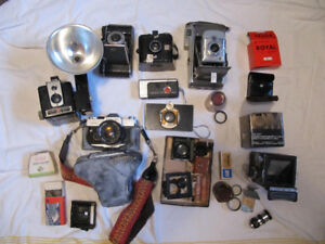 Vintage  Camera & Equipment Collection