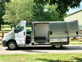 Vauxhall Vivaro / Renault Trafic / Nissan Primastar Swb, Workshop Van.