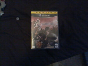 Resident evil 4 for gamecube Regina Regina Area image 1