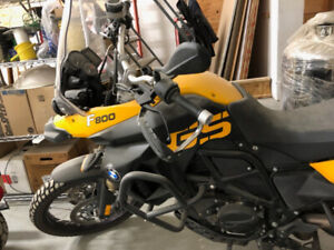 BMW Dual Sport Motorcycle For Sale
