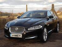 Jaguar XF D Premium Luxury DIESEL AUTOMATIC 2012/62