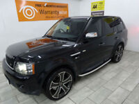2010,Range Rover Sport 3.0TD V6 auto***BUY FOR ONLY £88 PER WEEK***