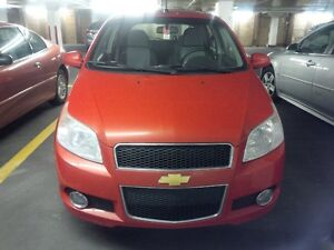 2009 Chevrolet Aveo5 LT Manual
