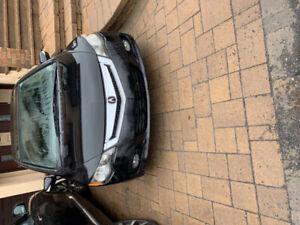 Acura csx 2009 black automatic