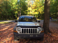 Jeep Liberty 2005, for 4100$ Negotiable .