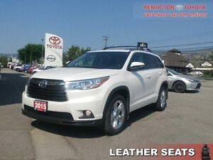 2015 Toyota Highlander LIMITED  - TOUCH SCREEN -  BLUETOOTH -  N