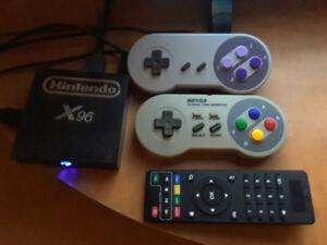 Mini console emulation station