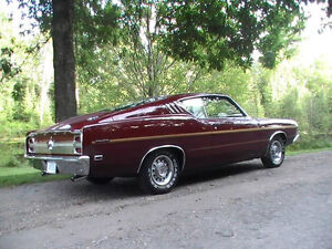 One Previous Owner 1969 Torino GT