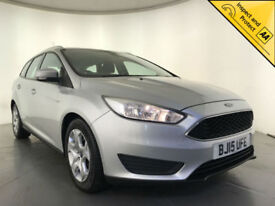 2015 FORD FOCUS STYLE TDCI DIESEL ESTATE £20 ROAD TAX 1 OWNER SERVICE HISTORY