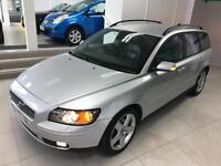 2005 Volvo V50 2.0D SE-Full Leather-MOT12/17-Heated Seats-12 Stamps-Cambelt done