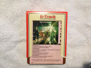 The Guess Who 8 Track Tape Cartridge