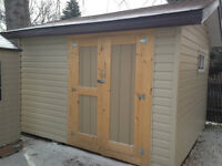 Storage Shed / PRICE REDUCED!