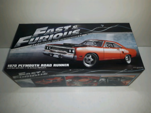 GMP Fast & Furious 1970 Plymouth Road Runner 1:18 Diecast