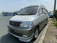 2002 Toyota Grand Hiace 3.4V6 Ltd Ed Prestige 4WD High Roof Day Van 7 Seater K63