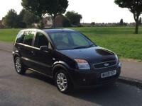 Ford Fusion 1.6TDCi 2007.25MY Zetec Climate ++HPI CLEAR++ LONG MOT ++