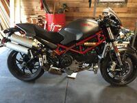 Ducati Monster S4R 2007
