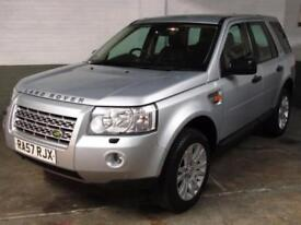 Dec.2007 LAND ROVER FREELANDER 2 2.2 TD4 HSE AWD 4x4 *SAT.NAV * Htd.Elec.Leather