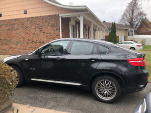 2009 BMW X6 tt options VUS