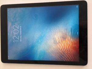 Ipad Air 16 GB Space Grey Wifi