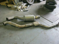 complete exast for 2jz mk4 4 in.,,,,on sale