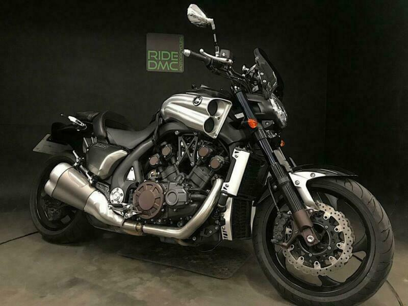 YAMAHA VMAX 1700  ONLY 7972 MILES  SERVICED, FABULOUS CONDITION | in  Dartford, Kent | Gumtree