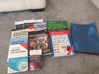 Nursing course books