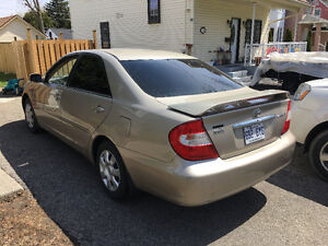 2004 Toyota Camry LE Other