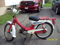 1974 Honda  MoPad ---- All Orginial